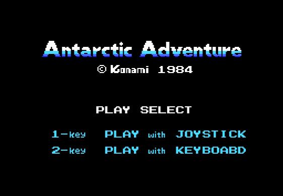 Antartic Adventure